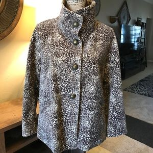 Size 8 Talbots Coat